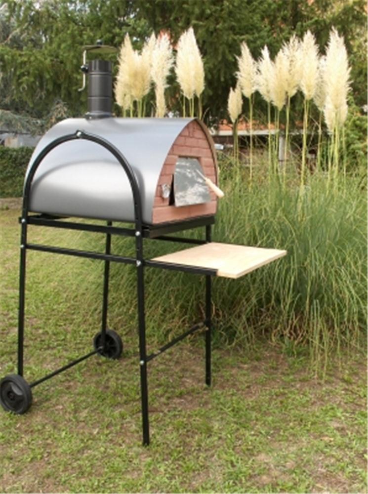 chariot pour four pizza tom press. Black Bedroom Furniture Sets. Home Design Ideas