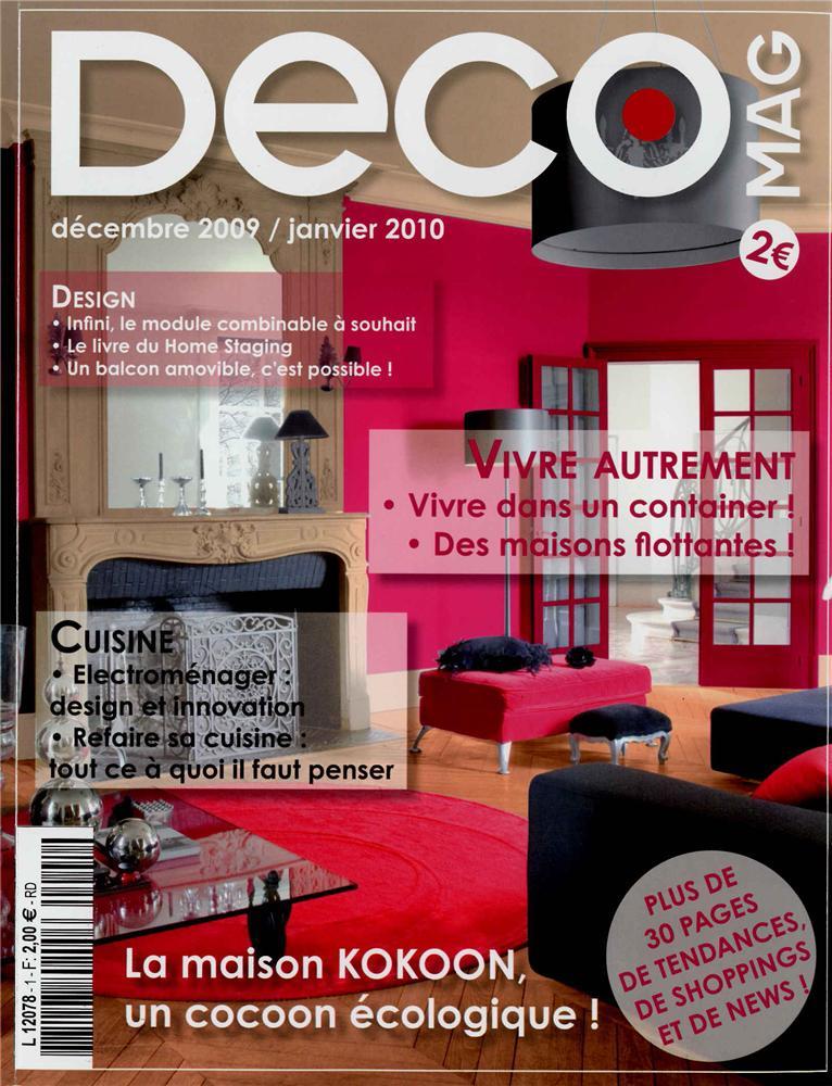 deco mag tom press. Black Bedroom Furniture Sets. Home Design Ideas