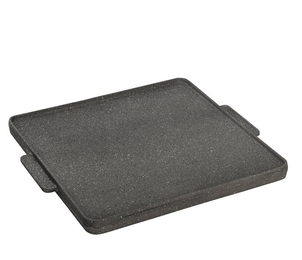 Comment Nettoyer Une Plancha En Fonte plancha en fonte réversible 40x40 cm
