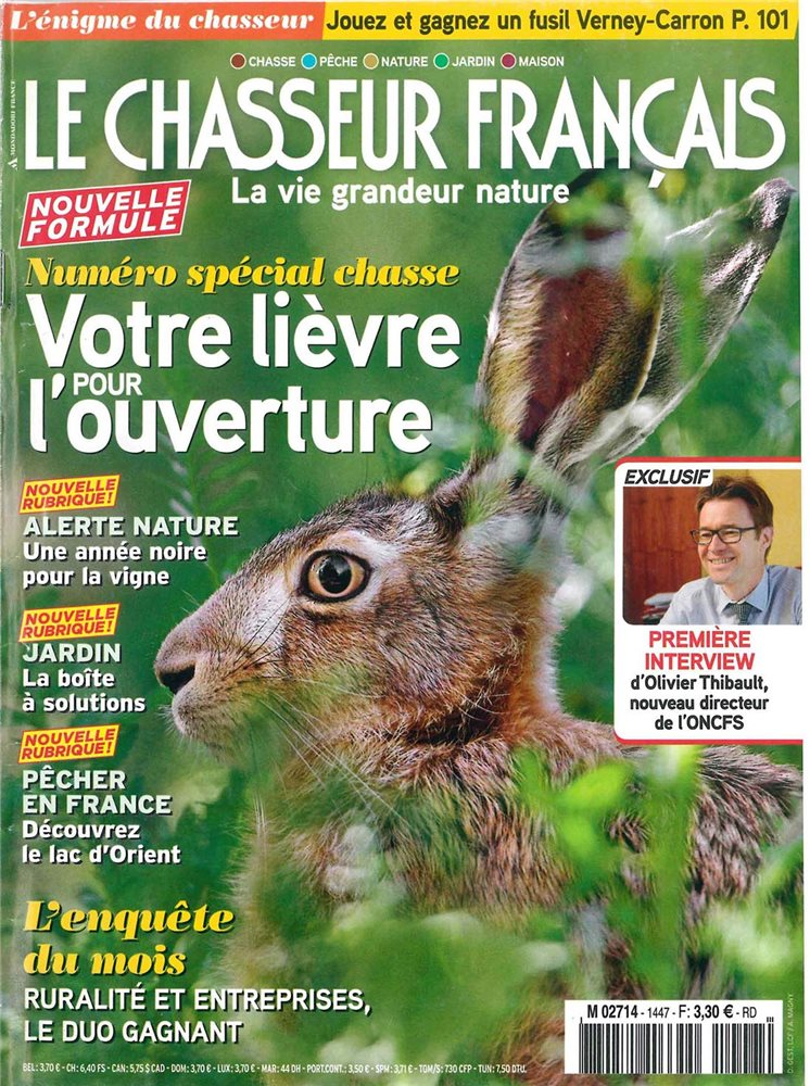 le-chasseur-francais-numero-1447