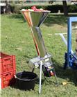 Broyeur à pomme électrique inox 500 kg