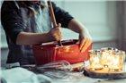 Moule à cake céramique rouge Grand Cru Emile Henry