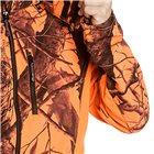 Blouson camouflage orange homme Bartavel Buffalo camo M softshell