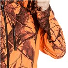 Blouson camouflage orange homme Bartavel Buffalo camo XL softshell