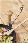 Box VeggieLover : poêle 24 cm B Bois De Buyer moulin à épices 14 cm et spatule 30 cm