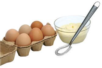 Cuillère magique pour monter les sauces et mayonnaises