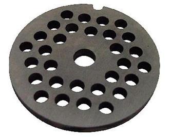 Grille 6 mm pour hachoir Porkert 8