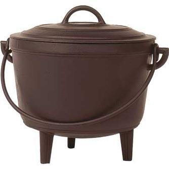 Chaudron fonte 10 litres