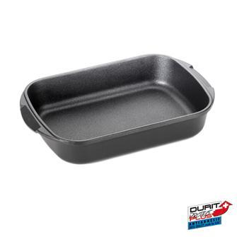 Plat à lasagnes fonte alu antiadhésif 25x20 cm