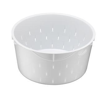 Grande faisselle pour fromagère électrique