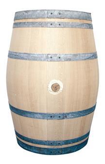 Tonneau chêne remis à neuf 225 litres