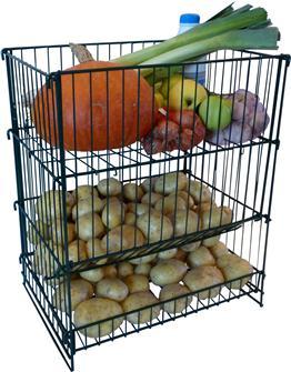 Resserre à pommes de terre et légumes 50 kg