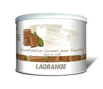 Aromatisation pour yaourtière parfum caramel beurre salé