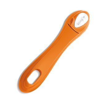 Queue amovible orange
