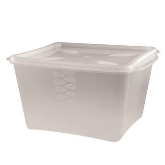 30 boîtes congélation 1500 g avec couvercle