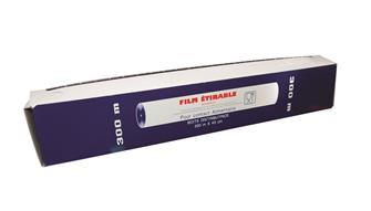 Film étirable pour contact alimentaire 45 cm x 300 m