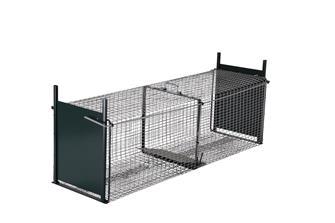 Piège cage 2 entrées