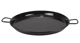Plat à paella émaillé 60 cm reconditionné