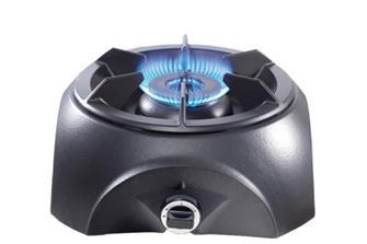 Réchaud à gaz en fonte double brûleur 9 500 W