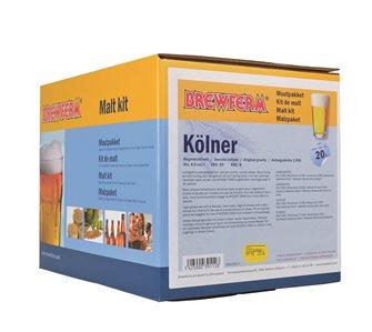 Kit malt Kölner pour 20 litres de bière