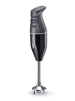 Mixeur plongeur Bamix premier prix 120 W Pop noir