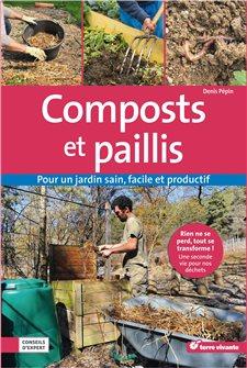 Livre Compost et paillis