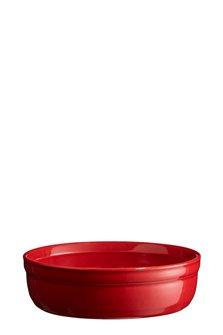 Ramequin à crème brûlée rouge Grand Cru Emile Henry 13 cm