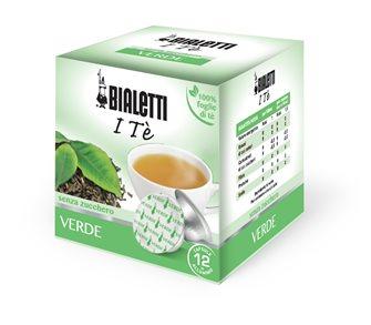 Boîte de 12 capsules Bialetti thé vert