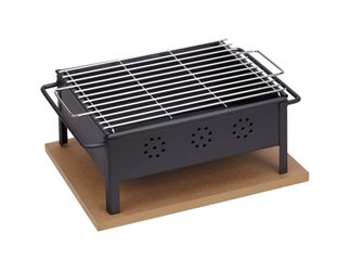 Barbecue de table 30x25 cm