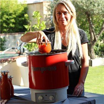 Recette de coulis de tomate par Vanessa