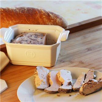 Recette de foie gras en terrine simple et goûteuse