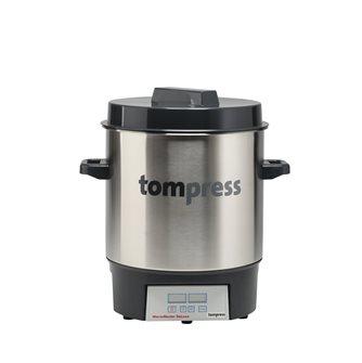 Stérilisateur inox électrique digital Tom Press