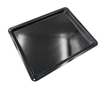 Plaque à four acier émaillé 41x32cm