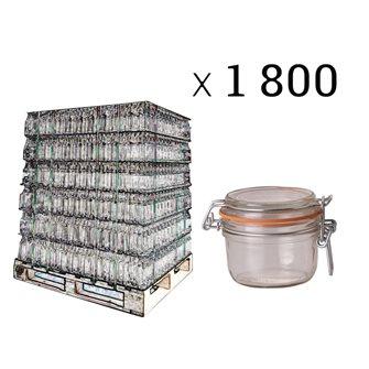 Palette de 1 800 Le Parfait 125 g.