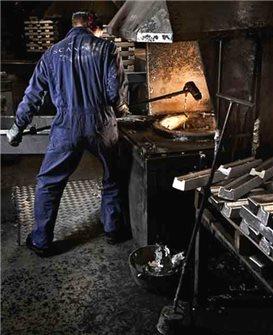 Fabrication des ustensiles de cuisson Scanpan