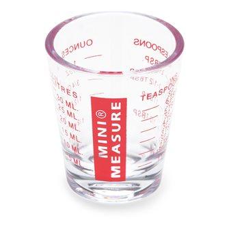 Mini verre mesureur