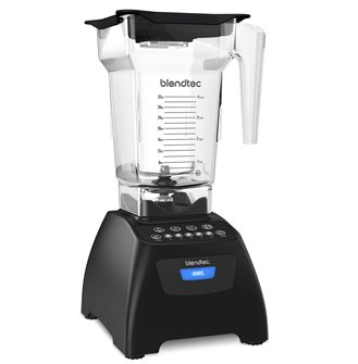 Power blender Blendtec Classic 575 noir