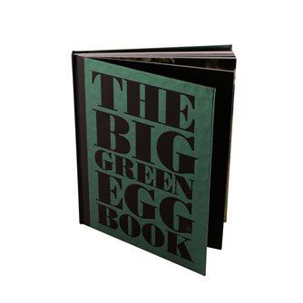 Livre de recette The Big Green Egg Book - français