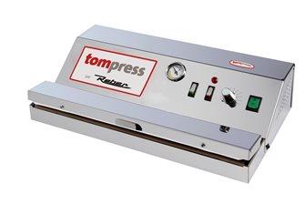 Machine sous vide inox Tom Press par Reber EcoPro 40