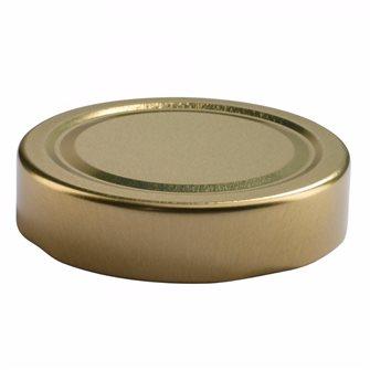 Capsule pour Bocal Jupe Haute diam 66 mm couleur Or par 790