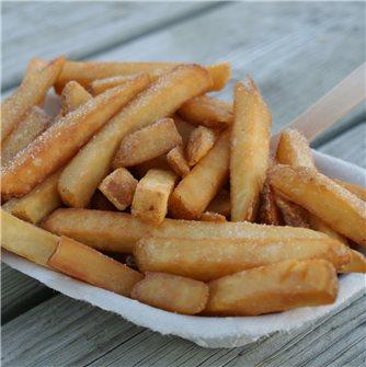 Comment réaliser de bonnes frites maison ?