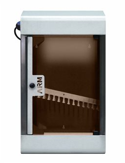Armoire de stérilisation inox 15 W pour 10 couteaux