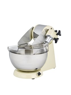 Pétrin mélangeur 10 litres à axe oblique 600 W