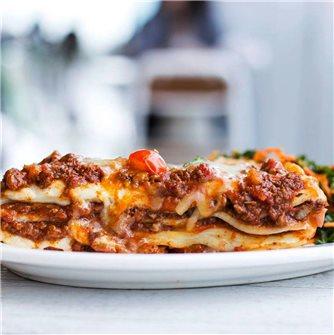 Recette de lasagnes fraiches