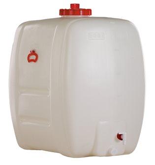 Cuve alimentaire rectangulaire de 500 litres